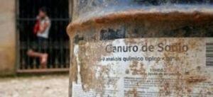 Tras fuertes lluvias, minera derrama solución cianurada en Durango