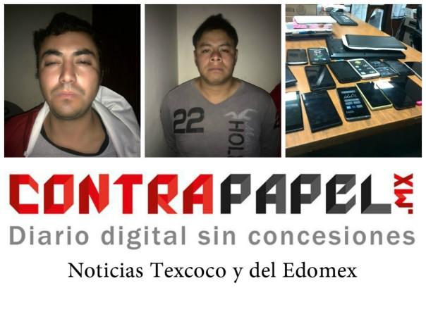 noticias Texcoco_Detienen a dos por robo a tienda Elektra en Texcoco_Contrapapel_mx
