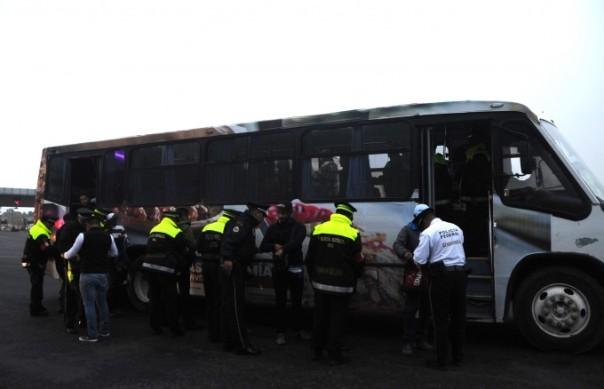 contrapapelnoticias-Disminuye robo a transporte público por Plan TRES en la carretera México-Querétaro
